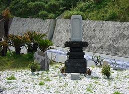 生島新五郎の墓