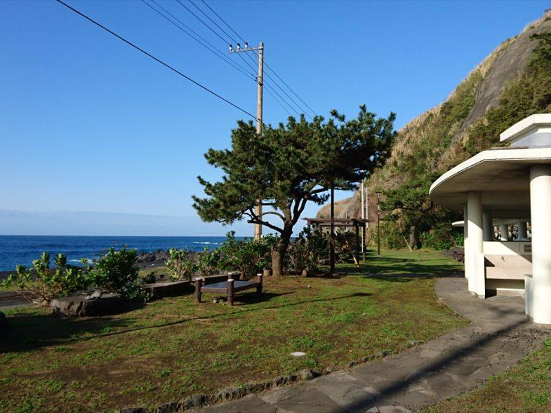 大久保浜キャンプ場(キャンプ利用可能期間:4月~11月末)