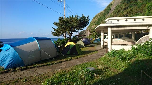 大久保浜キャンプ場 ☆4月1日からOPEN☆