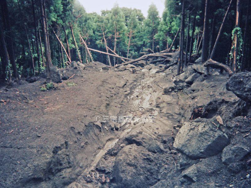 噴火の歴史