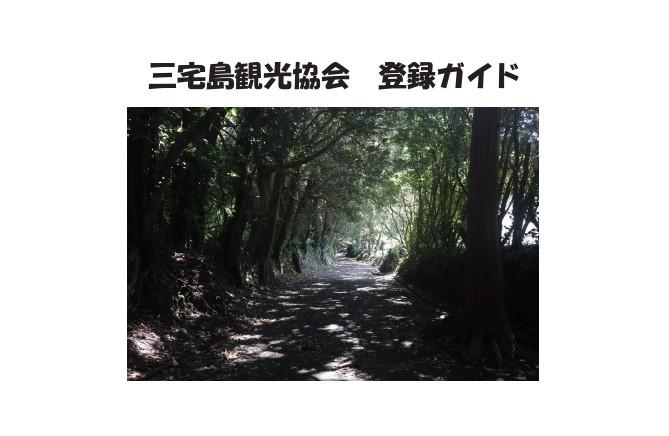 三宅島観光協会 観光・自然ガイド